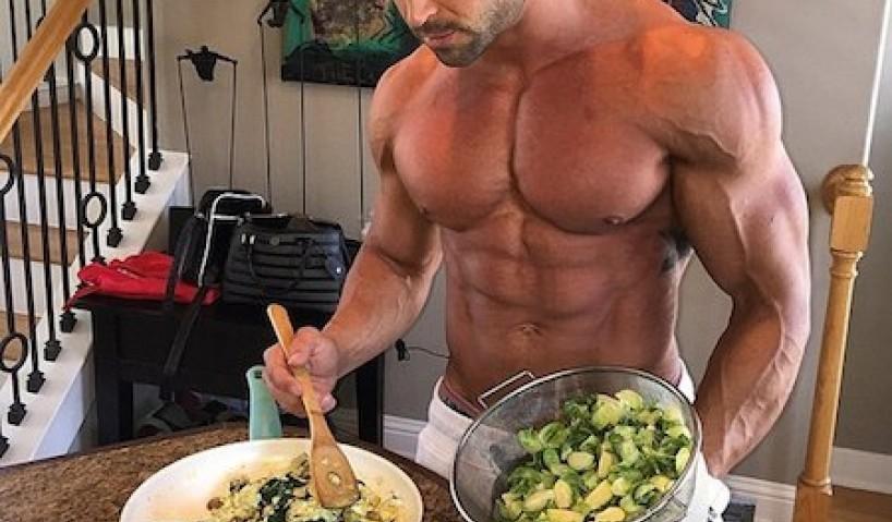Culturismo y el vegetarianismo